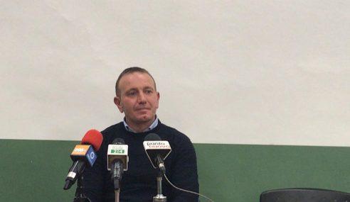 Avellino-Ostiamare: la conferenza stampa di mister Cinelli pre partita
