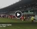 La Sciarpata biancoverde durante lo spareggio Avellino-Lanusei 2-0 (Video)