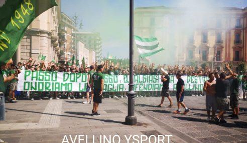 Abbonamenti Avellino Calcio 2019-20: numero tessere vendute al 24 agosto