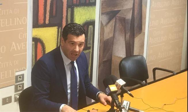"""Avellino, Sindaco Festa: """"Trattativa avviata per il calcio, buona notizia per il basket"""""""