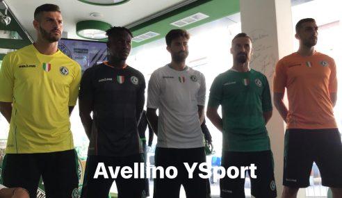 Numeri di Maglia Avellino Calcio 2019-20