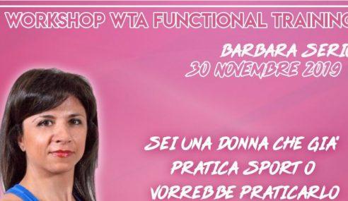 Iscrizioni Aperte per il Workshop WTA Functional Training: il primo in Campania