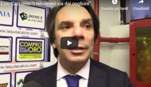 Le 5 ignorantate di Eziolino Capuano (Video)