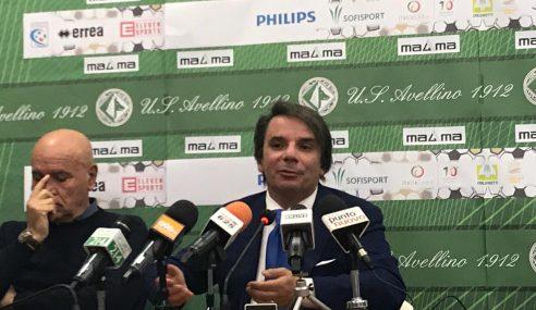 """Ezio Capuano conferenza stampa ad Avellino: """"Cacciate fuori quel Video"""""""