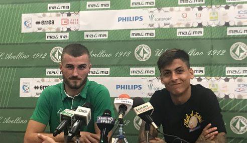 Avellino-Bari 2-2: le dichiarazioni di Illanes e Karic nel post partita