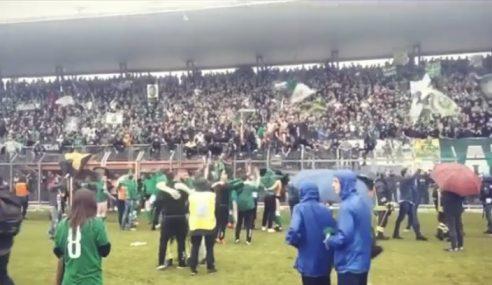 Niccolò Dondoni ricorda lo spareggio Avellino-Lanusei 2-0 sui social (Video)