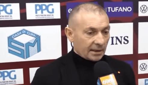 """Giuseppe D'Agostino contro il Presidente dell'Avellino: """"Non permetto si parli così della Casertana"""""""