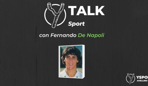 YTalk Sport con Nando De Napoli