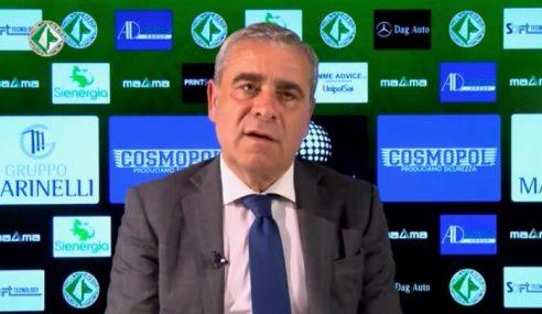 Avellino Calcio, nominato l'Organismo di Vigilanza: il comunicato ufficiale