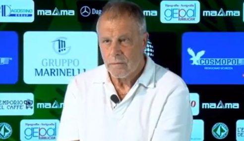 """Avellino Calcio, Braglia: """"Dopo Bari abbiamo pensato troppo agli altri"""""""