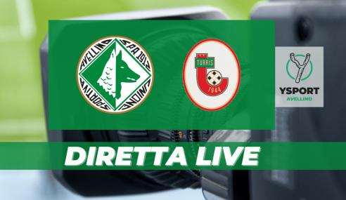Avellino-Turris Diretta Live: Tabellino in Tempo Reale (Recupero 1a Giornata Serie C)