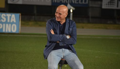 """Avellino Calcio, Di Somma: """"Ci sarà slittamento playoff, fatto un grande campionato"""""""