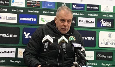 Turris-Avellino: la conferenza stampa di Braglia pre partita (Serie C 2020-21)