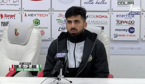 Turris-Avellino 0-2: le dichiarazioni di Carriero nel post partita