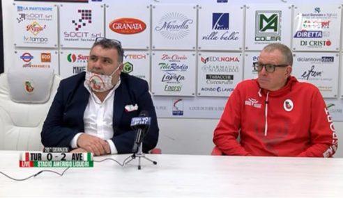 Turris-Avellino 0-2: le dichiarazioni del Presidente Colantonio nel post partita