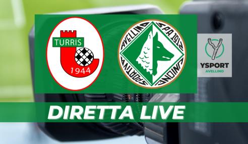 Turris-Avellino 0-2: il Tabellino (Serie C 2020-21)