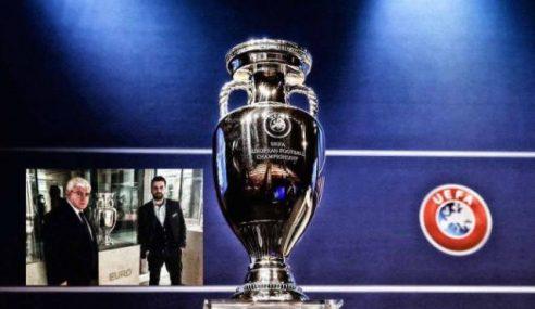 Coppa Euro 2020 forgiata dagli irpini della Iaco Group