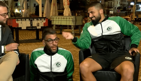 """Avellino Calcio, Carriero: """"Stiamo lavorando tanto, Ciancio leader dello spogliatoio"""" (Video)"""