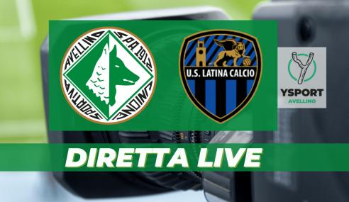 Avellino-Latina 1-1: il Tabellino (Serie C 2021-22)