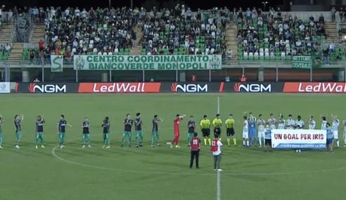Highlights Monopoli-Avellino 0-0: Video Azioni Salienti (Serie C 2021-22)