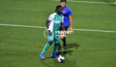 Avellino Calcio, l'esito dei nuovi esami di Kanouté: i tempi di recupero