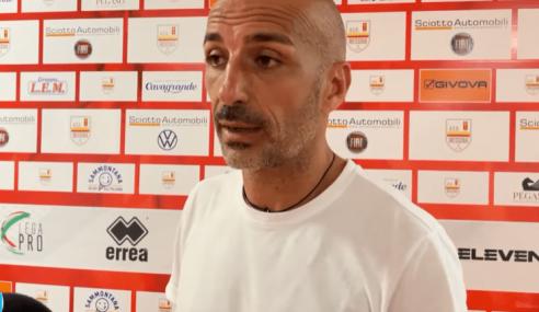 Avellino-Francavilla 1-0: le dichiarazioni di Taurino nel post partita (Video)